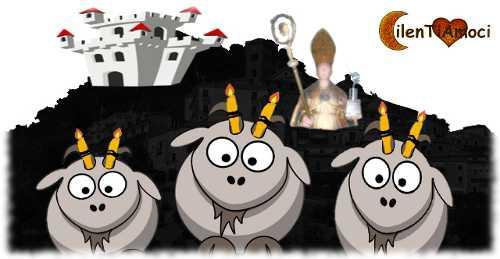 Leggenda capre San Costabile