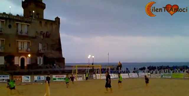 beach soccer castellabate R
