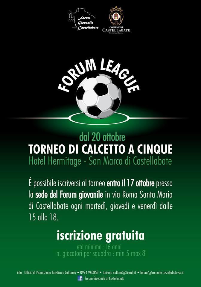 forum league