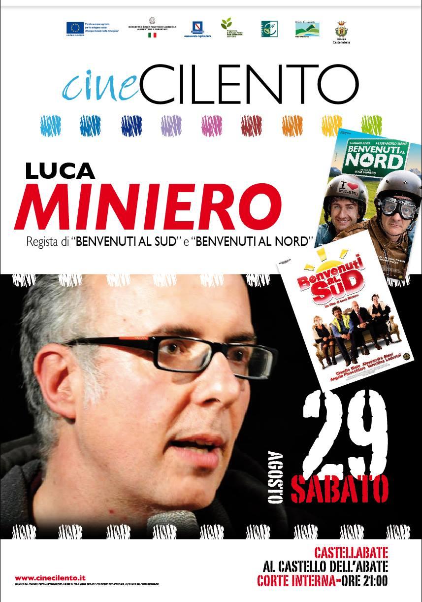 Cinecilento Castellabate Luca Miniero