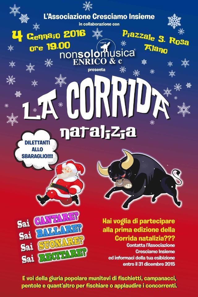 castellabate la corrida natalizia