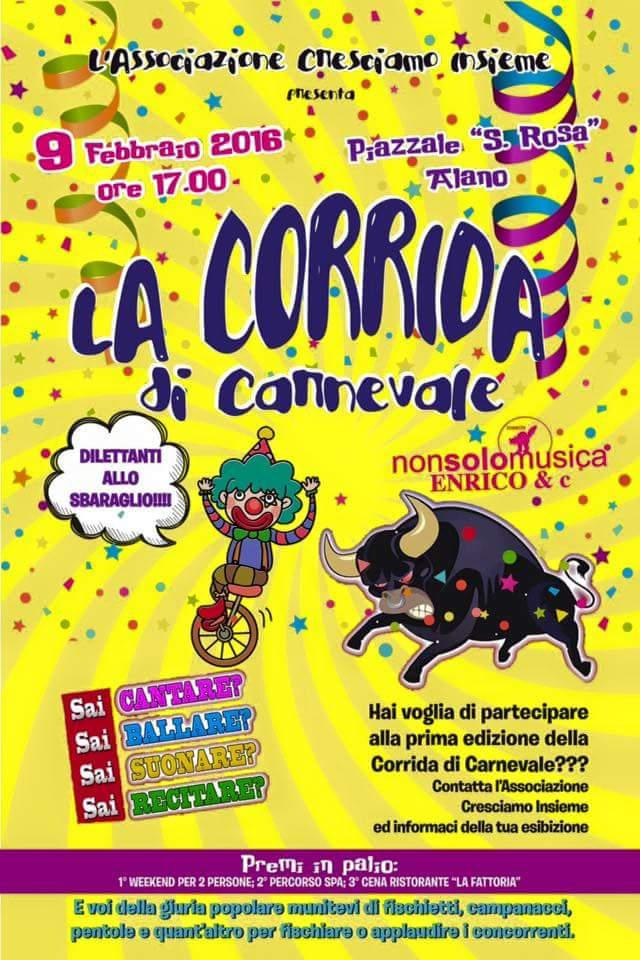 La Corrida di Carnevale