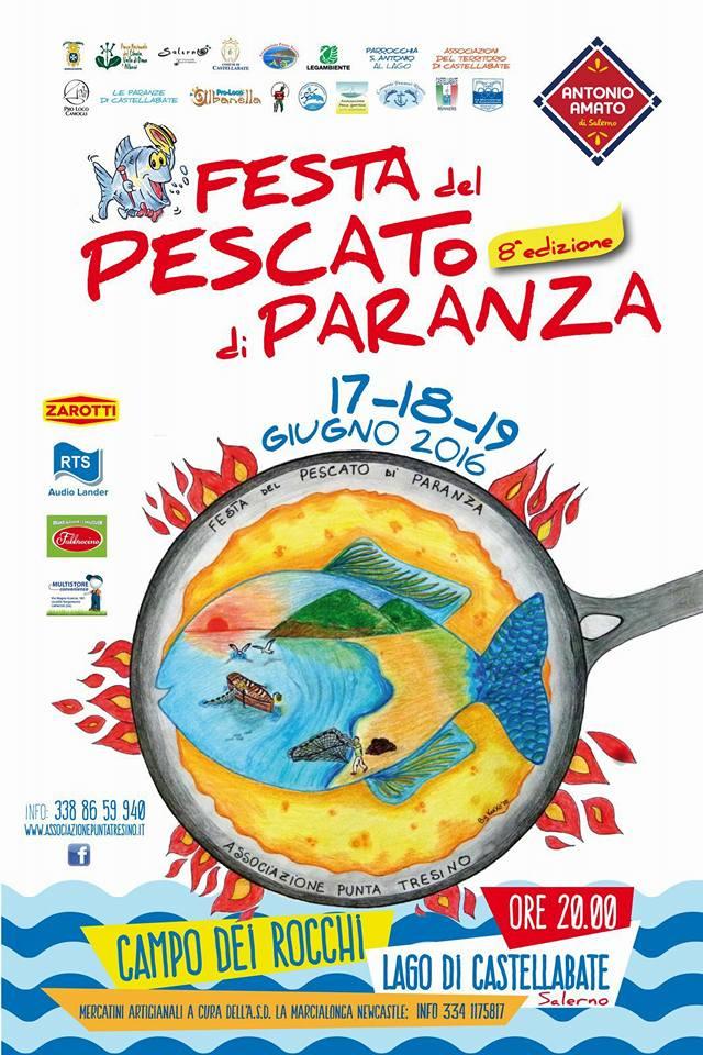 festa del pescato di paranza 2016 castellabate
