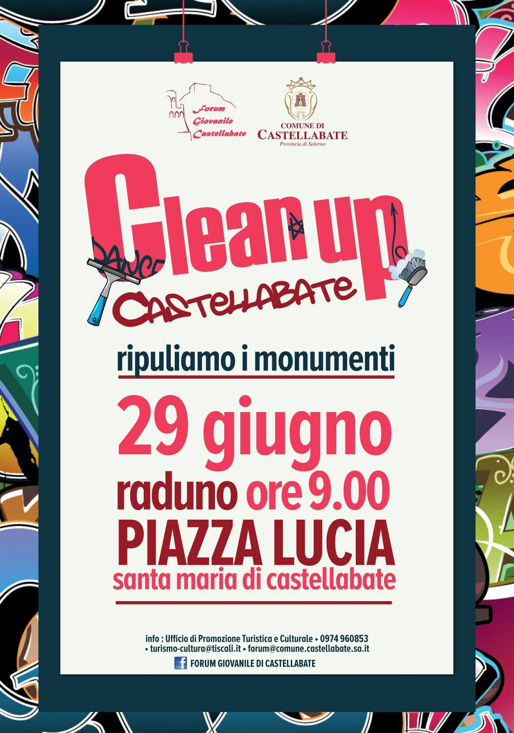 cleanup castellabate