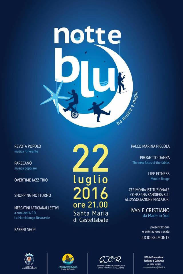 notte blu 2016 castellabate