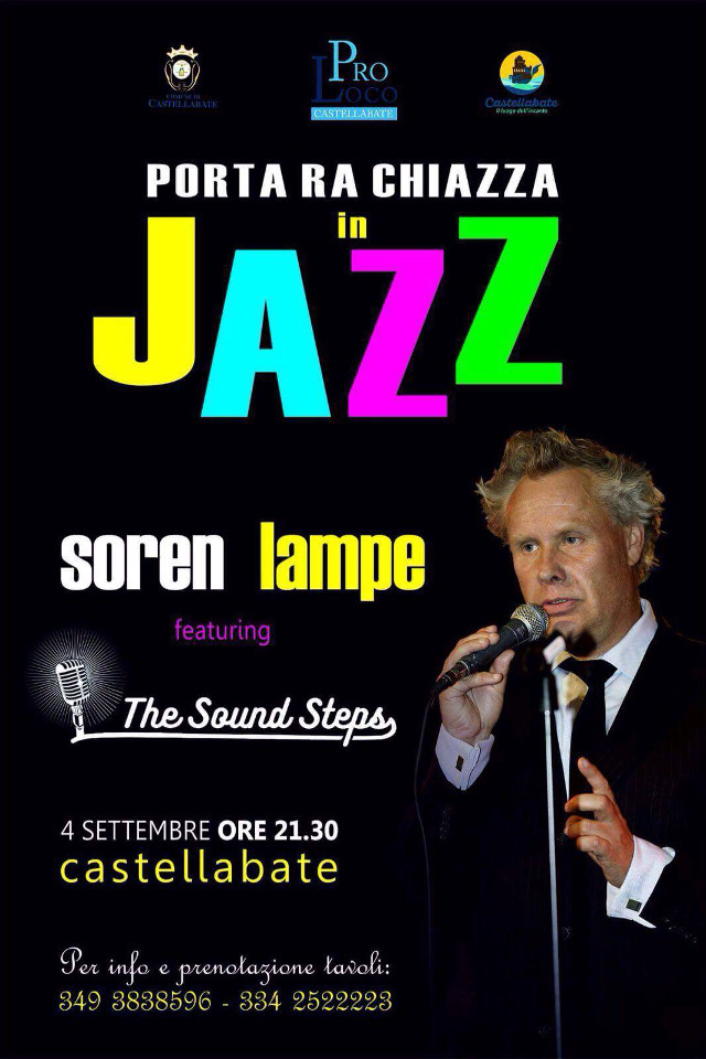 castellabate porta ra chiazza in jazz