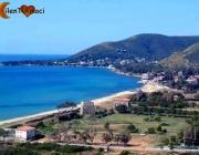 Spiaggia baia Arena
