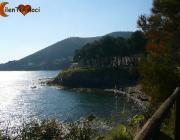 Spiaggia - caletta di Ogliastro Marina