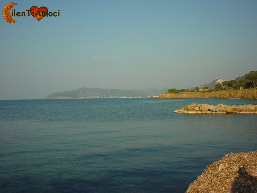 Golfo di Castellabate da Licosa