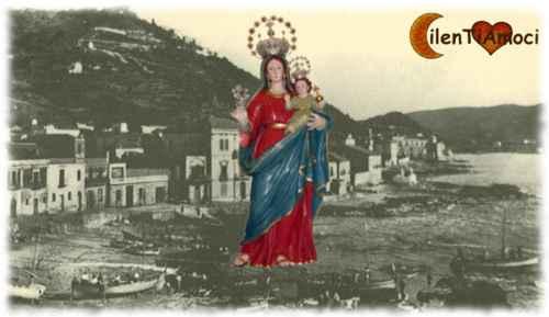 Leggenda statua s.maria a mare