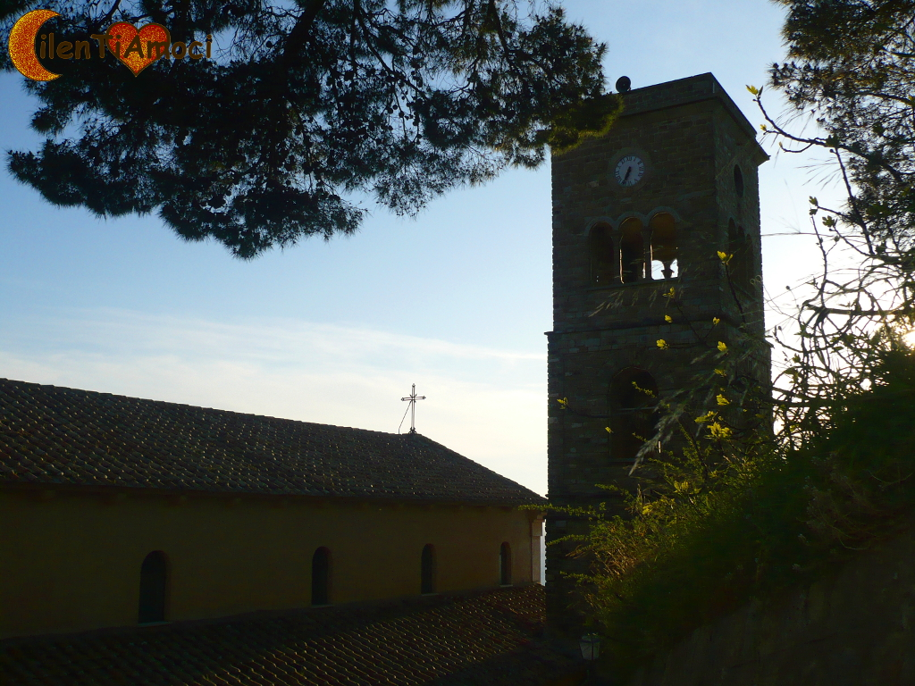 Basilica Pontificia Santa Maria de Gulia, Castellabate