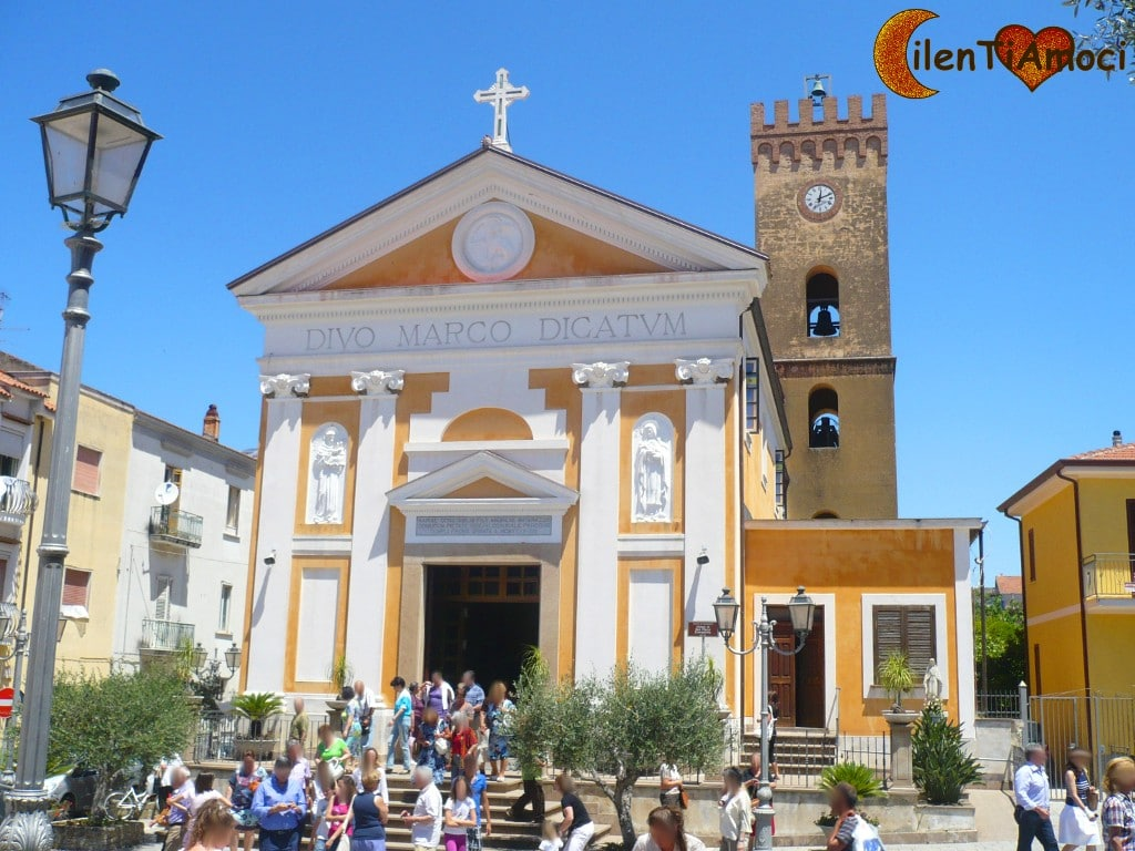 Chiesa San Marco Evangelista, San Marco di Castellabate