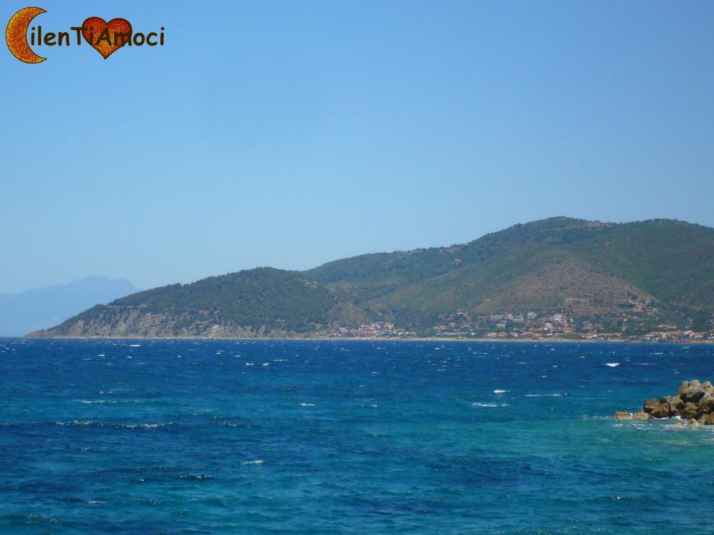 Punta Pagliarola e monte Tresino (Castellabate)