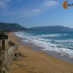 Belvedere dei Trezeni e spiaggia Lago di Castellabate
