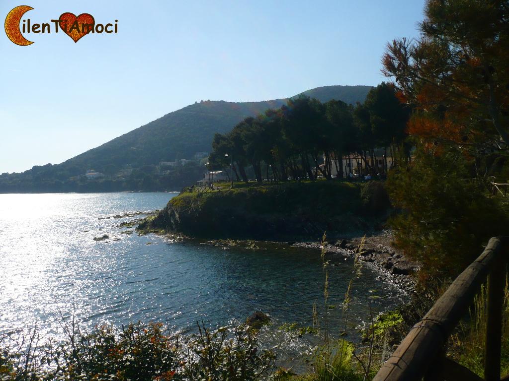 Spiaggia - caletta di Ogliastro Marina, Castellabate