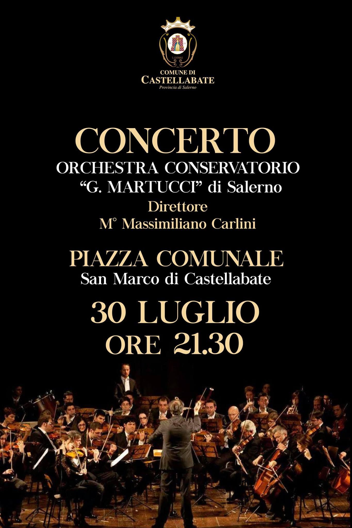 Concerto Martucci