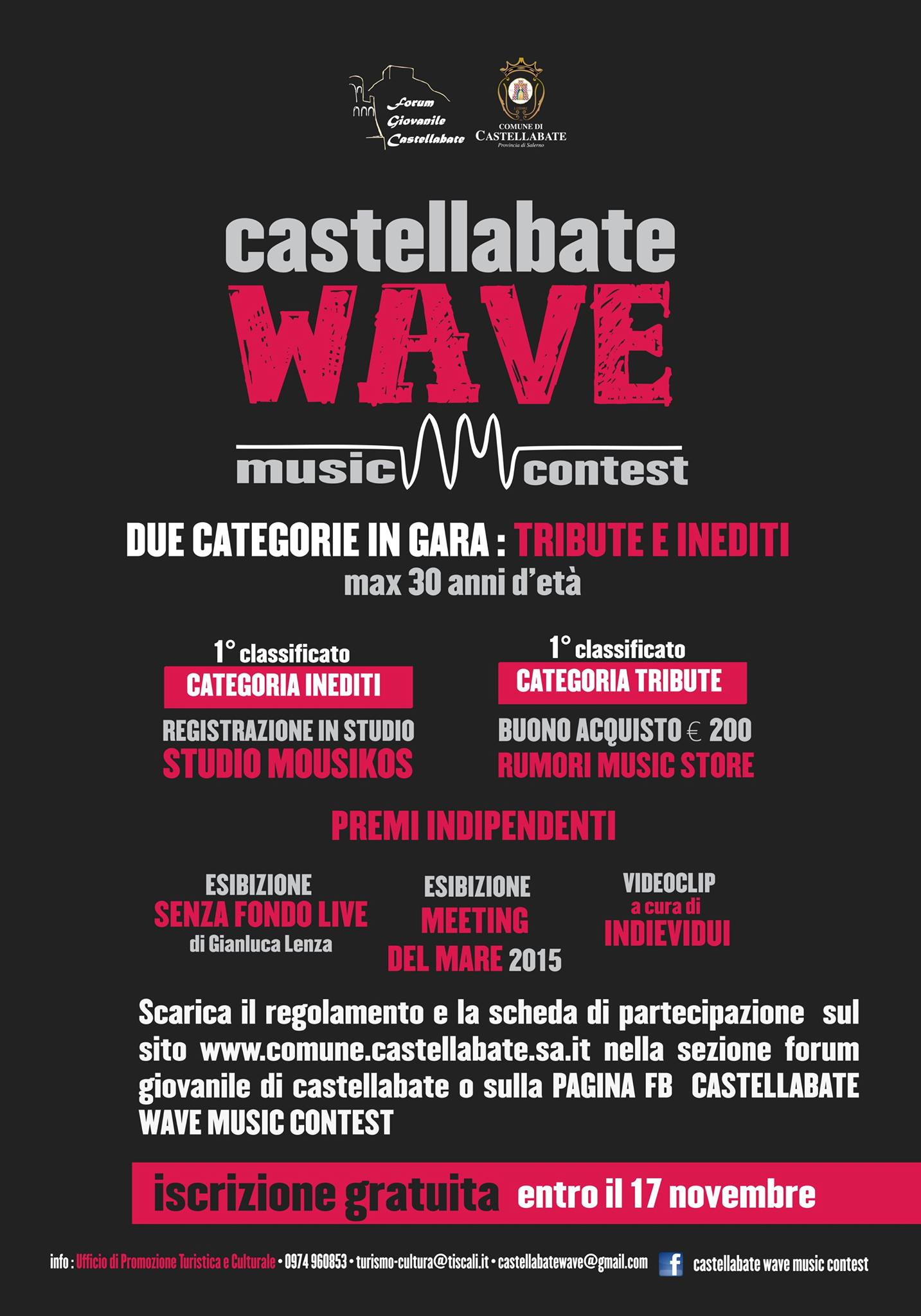 Castellabate Wave music contest