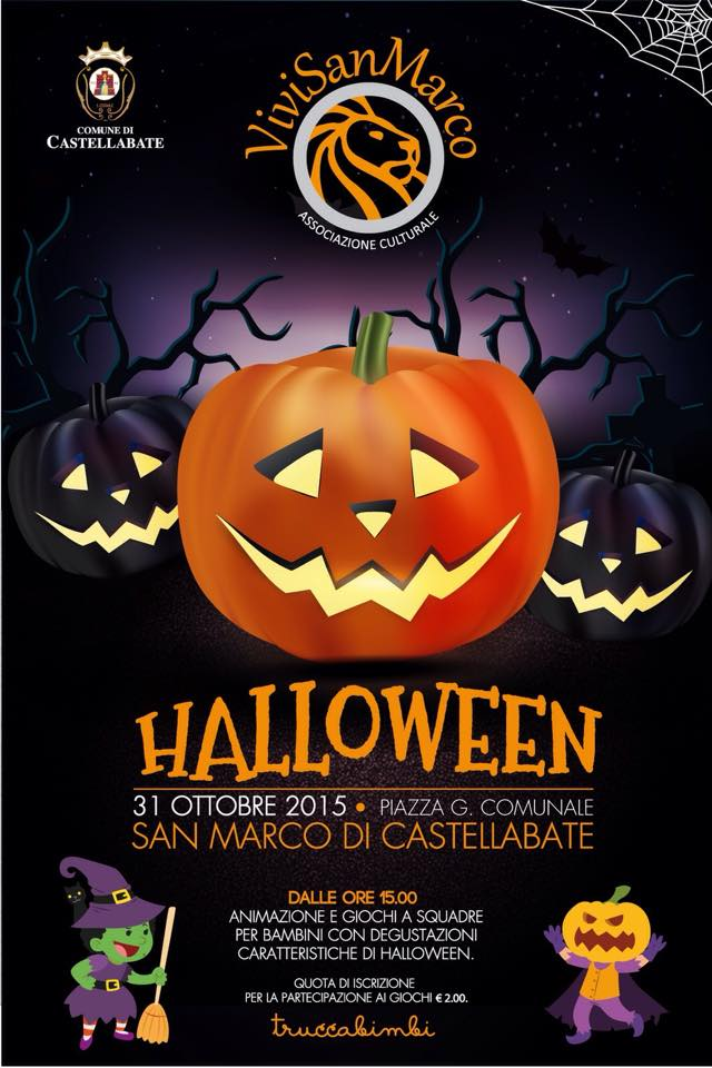 Castellabate Halloween 2015