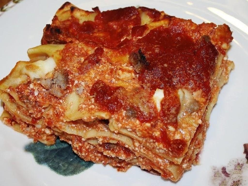 Lasagna cilentana