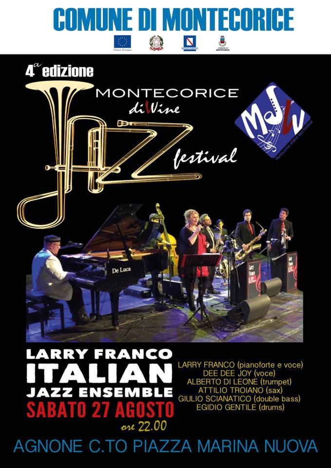 Montecorice Diwine Jazz Festival 2016 agnone cilento